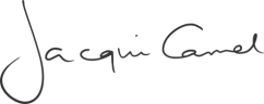 Jacqui Carrel signature