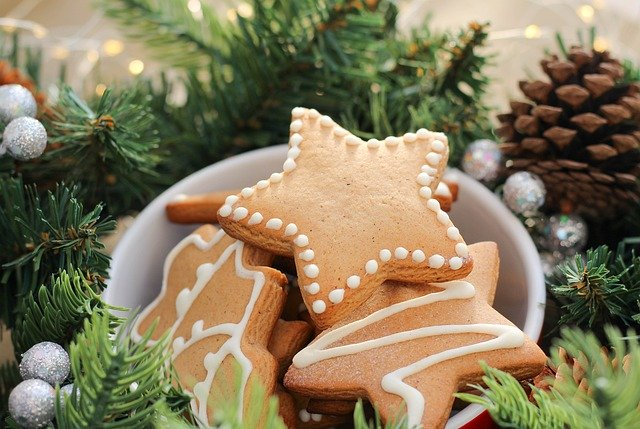 Christmas food tips - Jacqui Carrel
